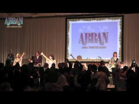 """ABBA Tribute Live"" by ABBAN (ABBA TRIBUTE BAND) -Dancing Queen - http://www.justsong.eu/abba-tribute-live-by-abban-abba-tribute-band-dancing-queen/"