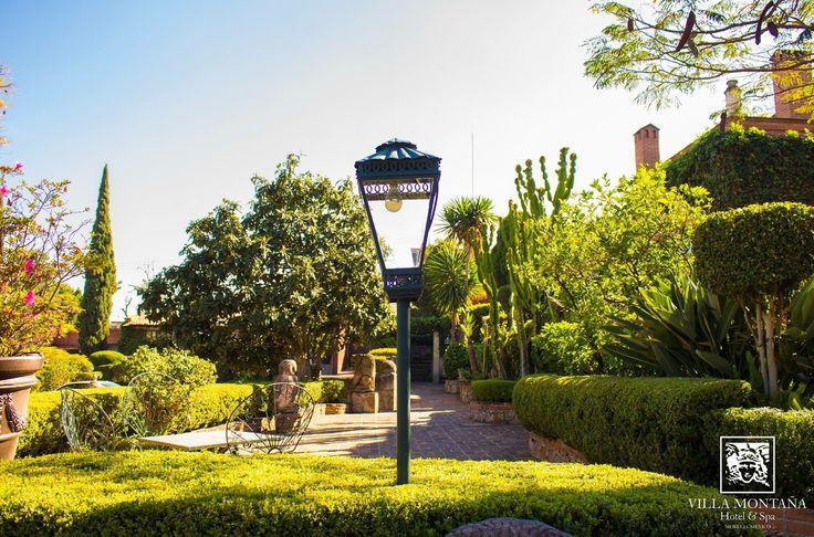 Con lugares mágicos como este, no querrás irte de Villa Montaña Hotel & Spa.  Reserva: 01 800 963 3100  #HotelVillaMontaña #DescubreVillaMontaña