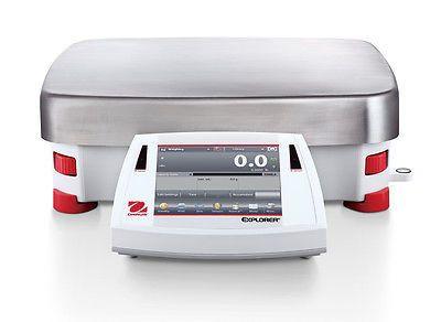 OHAUS EX24001 EXPLORER PRECISION SCALE 24000g 0.1g - 2 YR WARRANTY