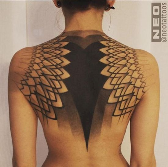 Le Blackout tattoo, ça vous tente ?