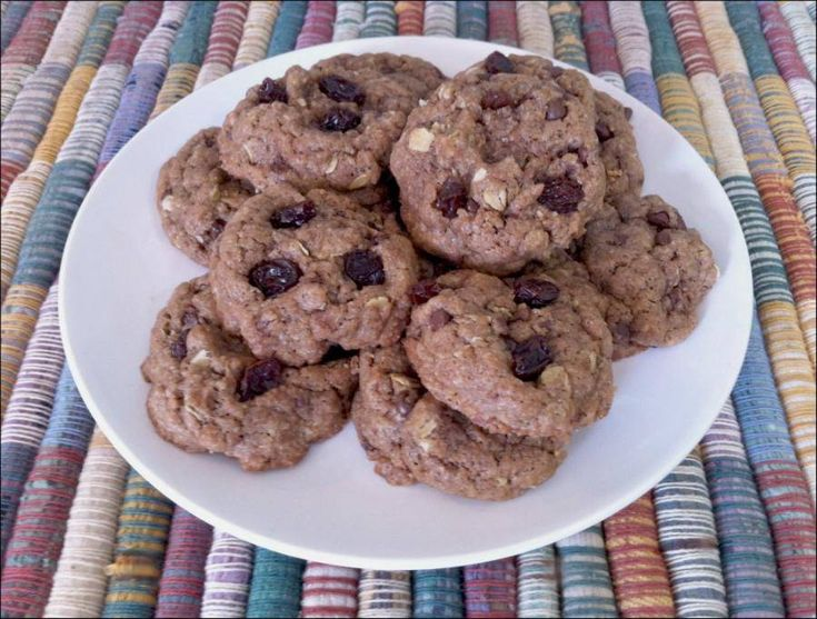 Chocolate-chip gluten-free lactation cookies | MNN - Mother Nature Network