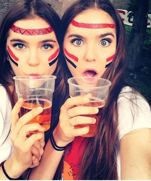1000+ images about Football games face paint on Pinterest   School ...