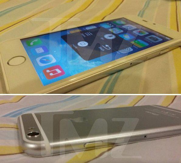 Apple iPhone 6 Pics ......... Drool Geeks!