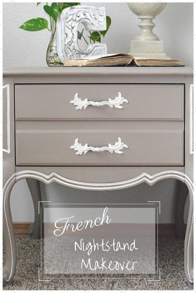 French Nightstand. Baroque FurnitureFurniture ... Ideas