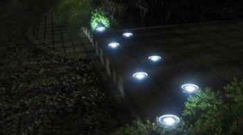 [Lampu Taman Model Tanam Bulat 3 LED – 12 cm – LT 1013]  Jual lampu taman Model Tanam Bulat 3 LED sebagai lampu halaman / lampu taman / lampu pinggir kolam renang / kolam ikan supaya rumah anda terasa lebih hidup. Lampu Taman Panel Surya adalah lampu yang dipasang di taman. Lampu taman umumnya dipasang untuk memperindah taman, dan tidak memerlukan sinar yang terang. Kegunaan lampu taman adalah untuk mempercantik taman dan menerangi taman. Info lengkap bisa kunjungi www.Pa
