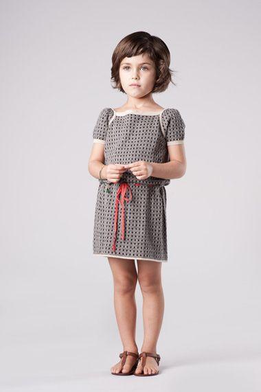 Simple and elegant dress