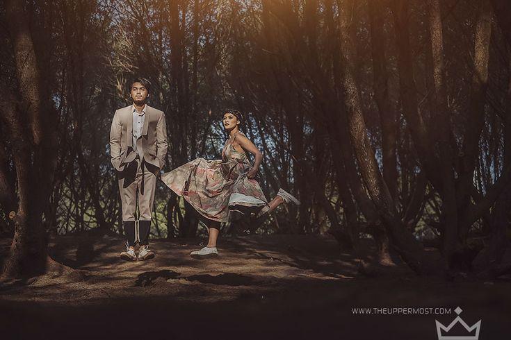 Adventurous Pre-wedding of Mario Irwinsyah and Ratu Anandita - theuppermost_mario_dita_prewedding_yogyakarta_12