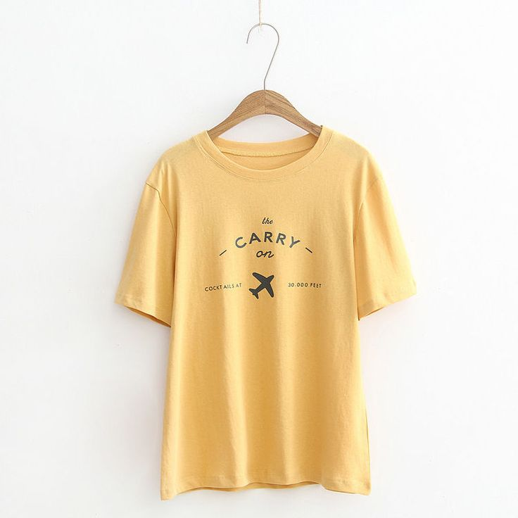 Buy Aigan Short-Sleeve Printed T-Shirt | YesStyle