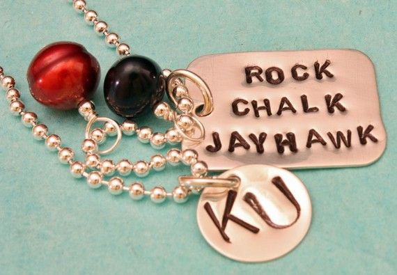 Rock Chalk. I want this.