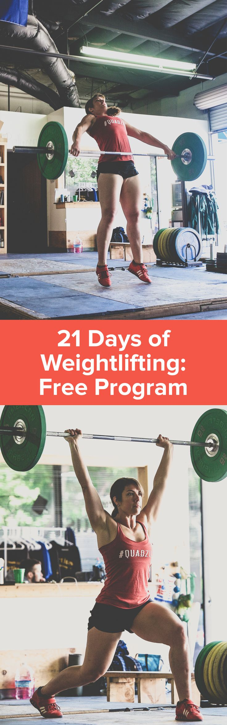 21 Days of Weightlifting | StupidEasyPaleo.com