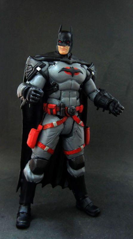 DC Batman Flashpoint (DC Direct) Custom Action Figure
