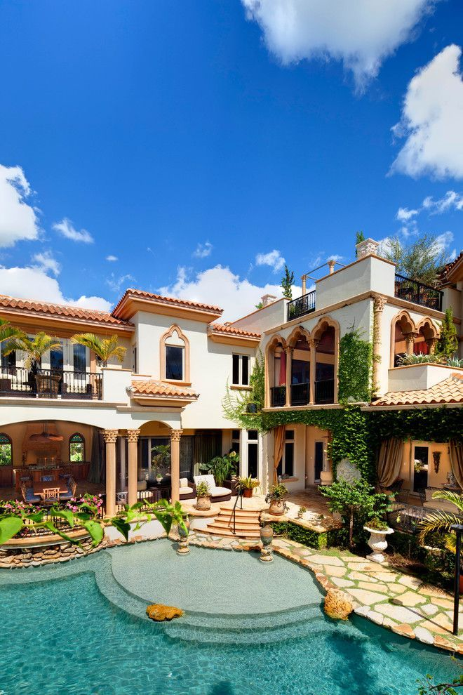 Mejores 181 im genes de casas mansiones en pinterest - Mansiones de ensueno ...