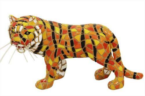 Статуэтка Тигр 10 см (h -7 см)