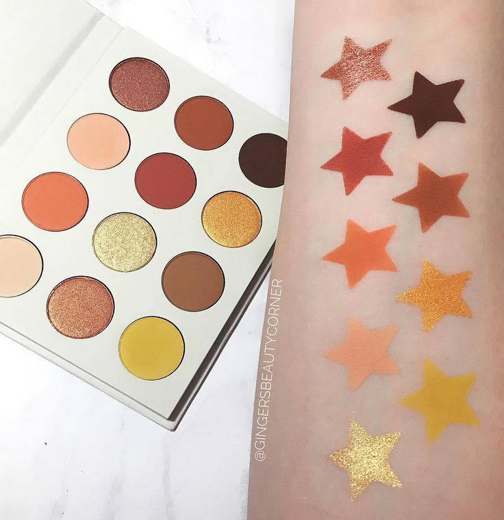 YES PLEASE PALETTE BY COLOURPOP COSMETICS. Swatches of the beautiful Yes, Please palette by colour pop cosmetics. Swatches by @gingersbeautycorner