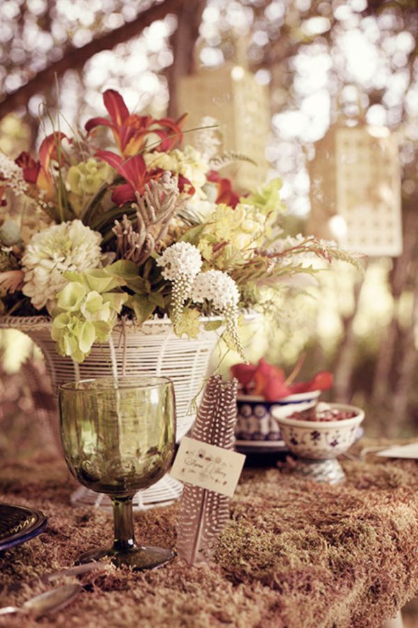 21 Curated Fall Weddings Ideas By Vintagevignette