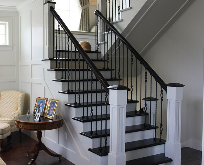 Wood Railings For Interior House