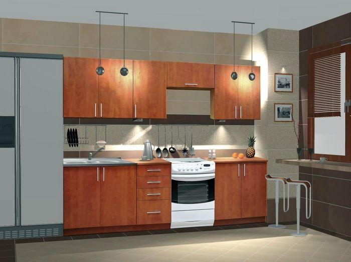 Minden panel lakás dísze lehet egy olcsó és designos Rumba konyhabútor a Knapp kínálatából. Már 56.900 Ft-tól!
