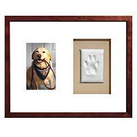 Major needs a shrine.: Prints Keepsake, Keepsake Frames, Dogs Ideas, Pet, Puppys, Dogs Lovers, Dogs Pictures, Paw Prints, Animal