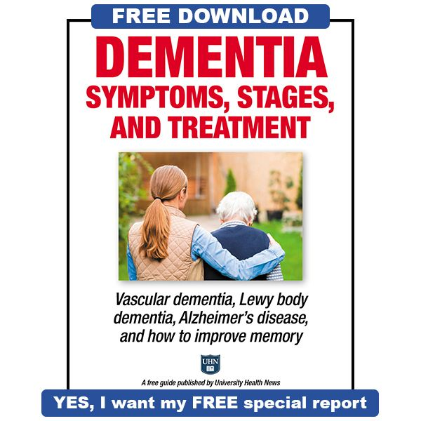 Free Guide: Dementia Symptoms, Stages and Treatment