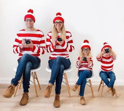 31 Family Costume Ideas So Good, Everyone Will Want to Dress Up This Halloween — POPSUGAR