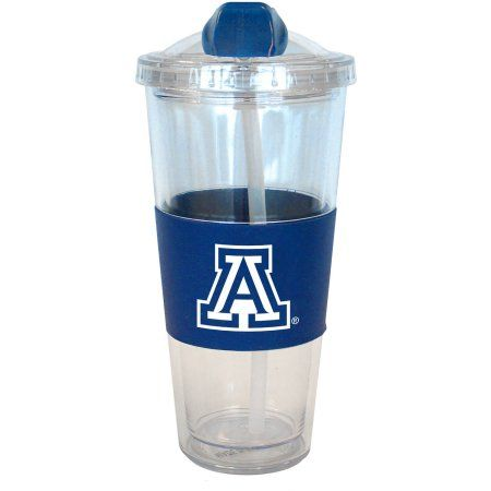 Ncaa Arizona Wildcats No-Spill Tumbler, Multicolor