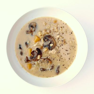 Creamy Sauteed Mushroom and Rutabaga Soup This soup looks interesting ...