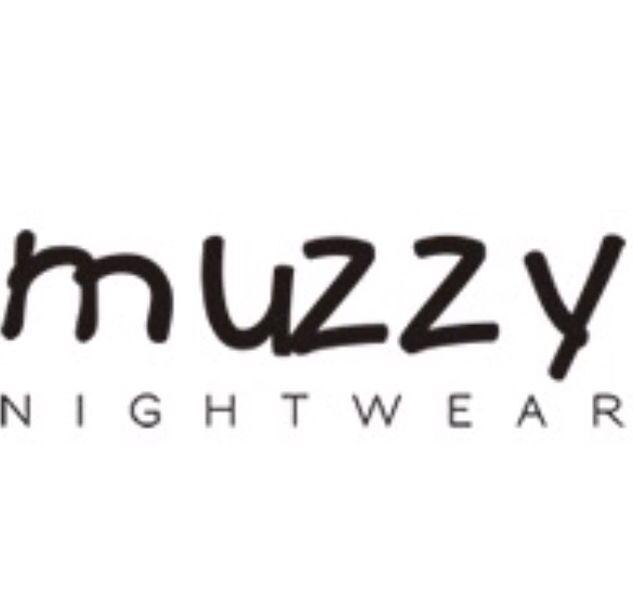 muzzy logo, muzzy nightwear, producent bielizny nocnej