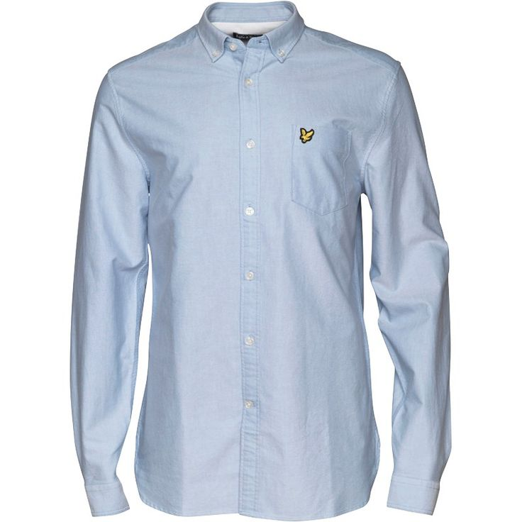 Buy Lyle And Scott Vintage Mens Oxford Shirt Riviera