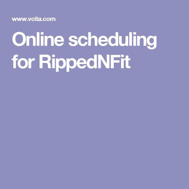 Online scheduling for RippedNFit