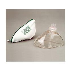 CPR Mask & One-Way Valve (w/Nylon Zip Bag)