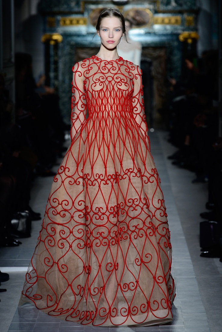 48 best haute couture ss 2013 images on pinterest high for Haute design