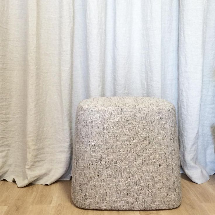 Linen curtains by Valley Vogue would be perfect in our home. Yes please!