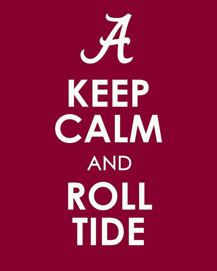 Roll tide roll