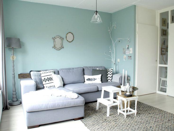 25+ beste ideeën over lichtblauwe kamers op pinterest, Deco ideeën