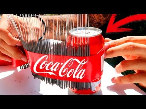 COCA COLA VS 100 BENGALAS !! (EXPLOTA TODO) EXPERIMENTOS CON BENGALAS - VER VÍDEO -> http://quehubocolombia.com/coca-cola-vs-100-bengalas-explota-todo-experimentos-con-bengalas    Atamos mas de 100 BENGALAS VS COCACOLA para ve que pasa si EXPLOTA TODO experimentos con fuego ! Twitter: INSTAGRAM  Patty: Fix:  FIDGET SPINNER A MÁXIMA VELOCIDAD !! 1000RPM REVOLVER VS COCA COLA !! (SALE MAL)  SEGUNDO CANAL: MI FACEBOOK:  COCA COLA VS 100 BENGALAS !! (EXPLOTA TODO)...