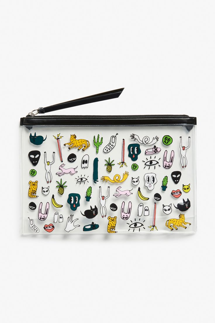 A very handy zip case for all your little bits and bobs.