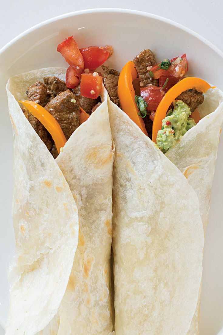 #Epicure Steak Fajitas #goodfoodrealfast these look delicious