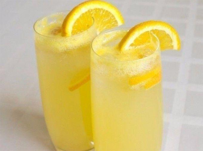 Osvěžující zázvorová limonáda na horké slunečné dny