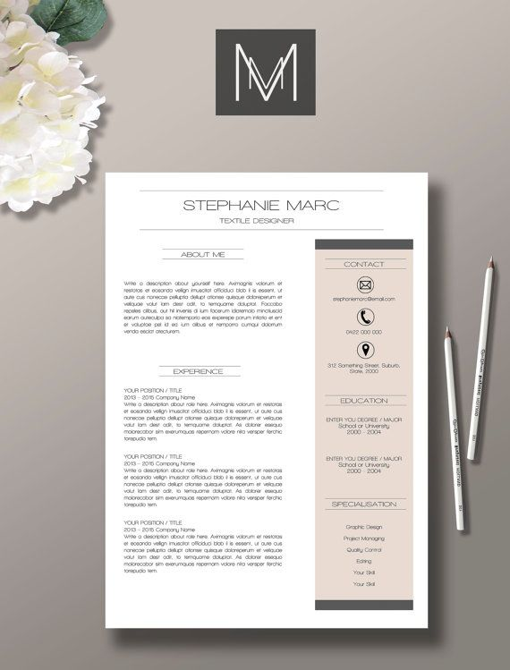20 best Professional Resume Templates images on Pinterest Resume - resume for it professional