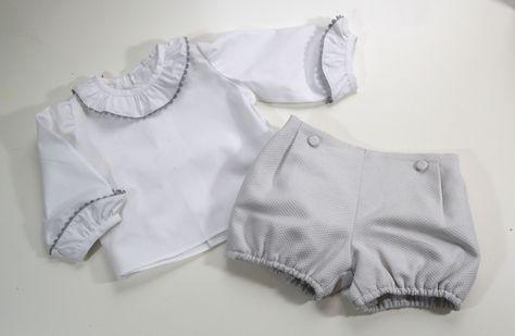 DIY Costura cómo hacer un pantalón de bebé (patrones gratis) | Aprender manualidades es facilisimo.com