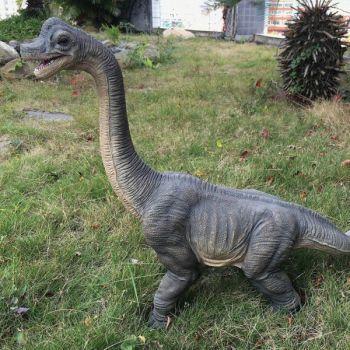 Dinosaur Resin Garden Statue   Brachiosaurus 67cm