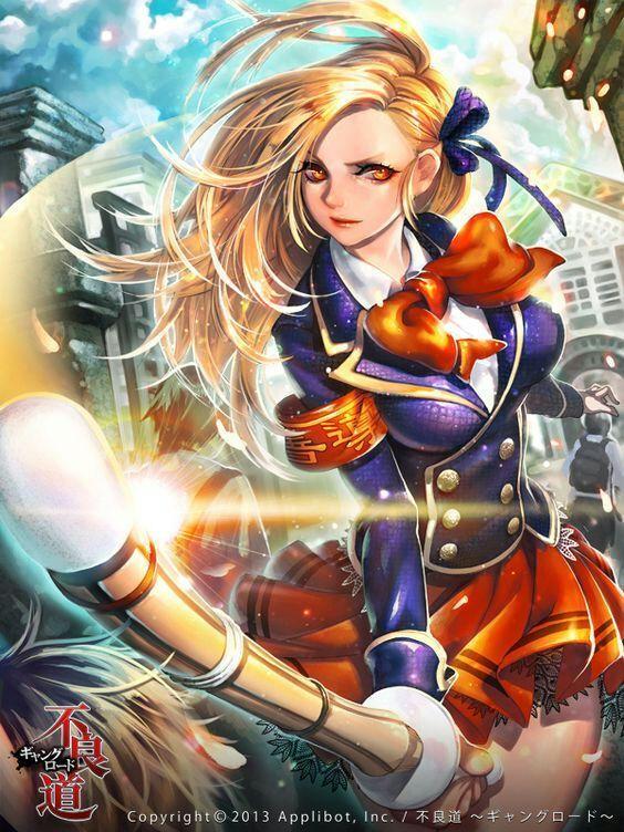 Rosalie Harriet ♡ Anime Amino Gang road, Anime
