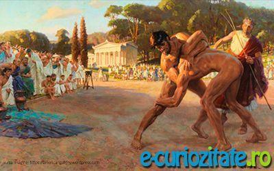 """Cine a inventat MMA-ul? Artele martiale Mixte (MMA) o inventie a Greciei Antice:  Conceputl de MMA nu este pe atat de mordern precum ne-am fi asteptat cu totii. Departe in analele istoriei, cu secole inainte de Hristos, in timpul desfasurarilor jocurilor olimpice din Grecia Antica, practicanti de lupte greco-romane erau invitati """"sa isi incerce puterile"""", cu atleti din box, spre extazul spectatorilor...citeste mai departe : http://e-curiozitate.ro/care-este-mai-periculos-box-sau-mma/ >>"""