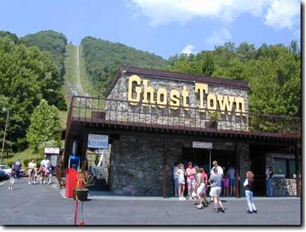 Ghost Town In The Sky Maggie Valley Nc Traveling