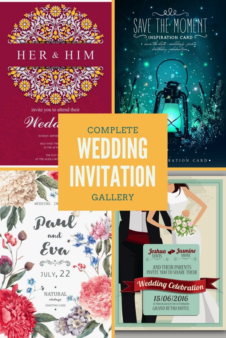fully free wedding invitations examples go planning your wedding