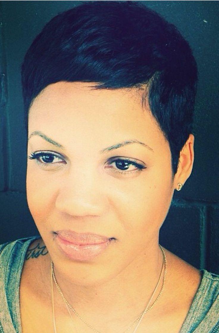 I absolutely love this pixie cut!!! Makes me miss my short hair