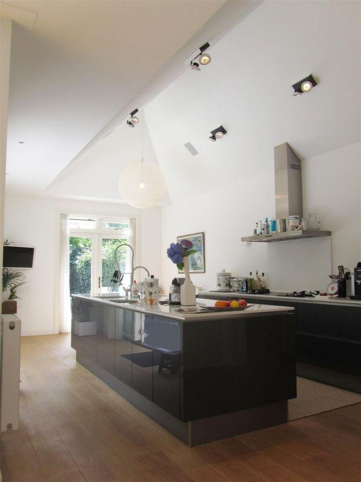 36 best open keuken images on pinterest - Keuken open concept ...