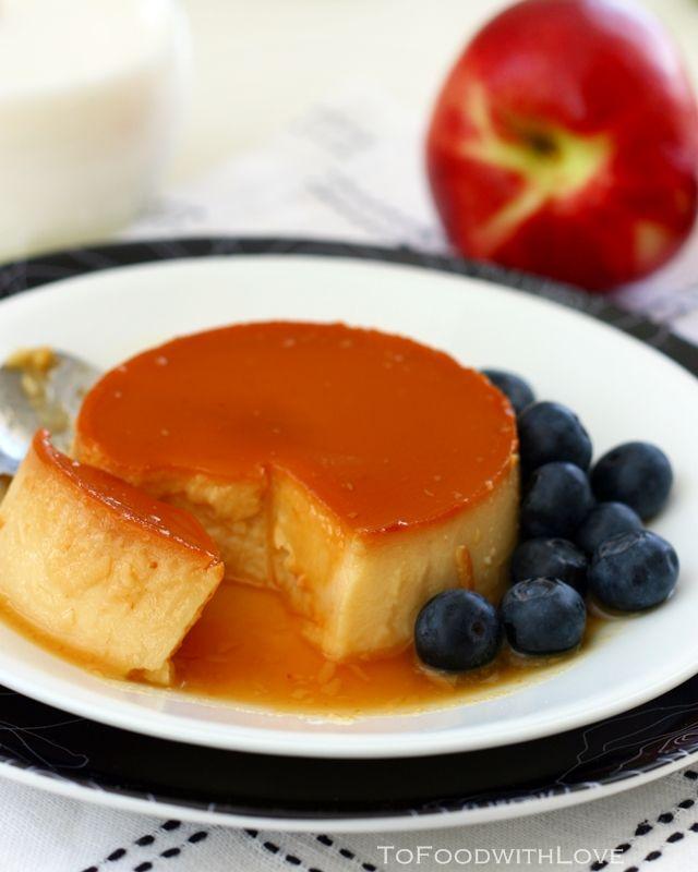 To Food with Love: Cheesecake Flan - need I say more. #cheesecake #Flan #caramel
