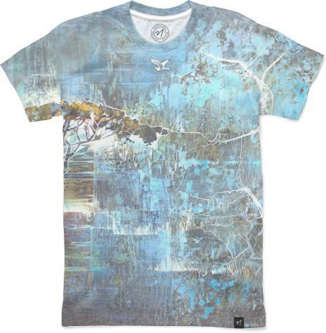 Memory by Brian Rolfe Art - Men's T-Shirts - $49.00