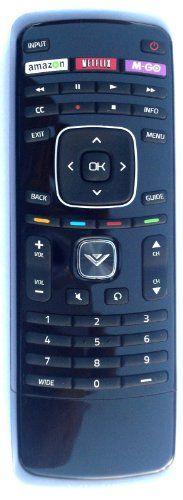 cool VIZIO Remote for E422VLE, E472VLE, E552VLE, M320SL, M370SL, E320i-A0, M370SL, E422VL Model Television's